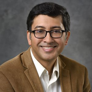 Portrait photo of Sudin Bhattacharya