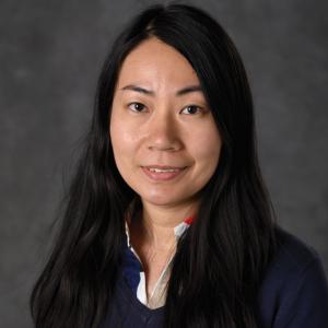 portrait of Wen Li