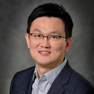 portrait of Dr. Park.