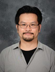Portrait of Ben Huang