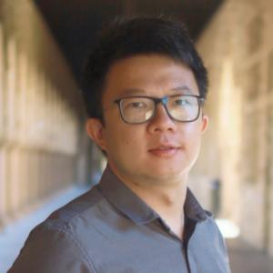 portrait of Dr. Jinxing Li