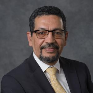 portrait of Nureddin Ashammakhi